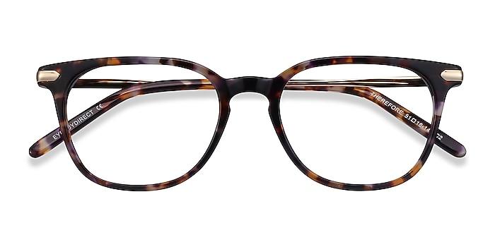 Floral Therefore -  Acetate, Metal Eyeglasses