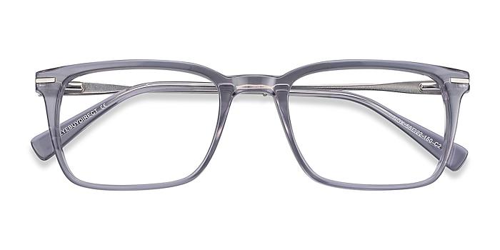 Gray Nox -  Acetate, Metal Eyeglasses