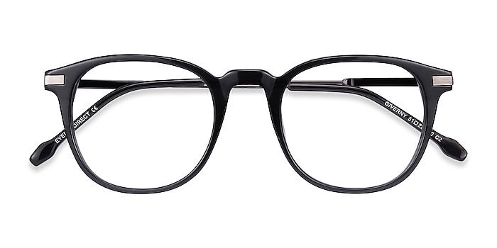 Gray Giverny -  Fashion Acetate, Metal Eyeglasses