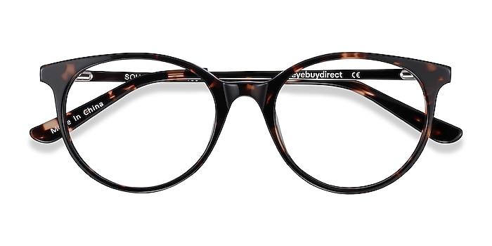 Tortoise Solver -  Acetate, Metal Eyeglasses