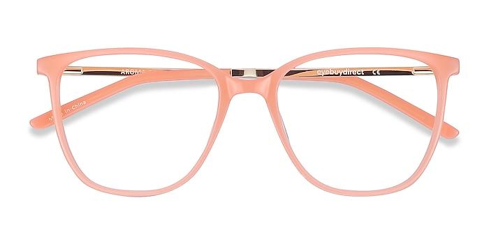 Coral Aroma -  Fashion Acetate, Metal Eyeglasses