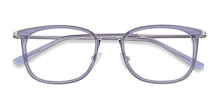 Gray Barnaby -  Acetate, Metal Eyeglasses