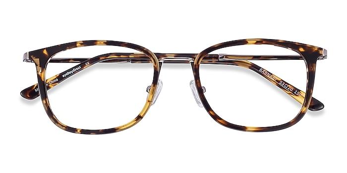 Tortoise Barnaby -  Acetate, Metal Eyeglasses