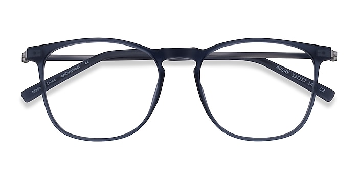 Gray Avery -  Plastic, Metal Eyeglasses