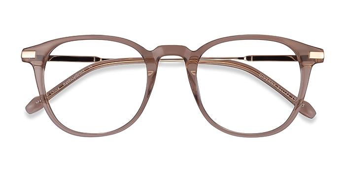 Clear Brown Giverny -  Acétate Lunettes de vue