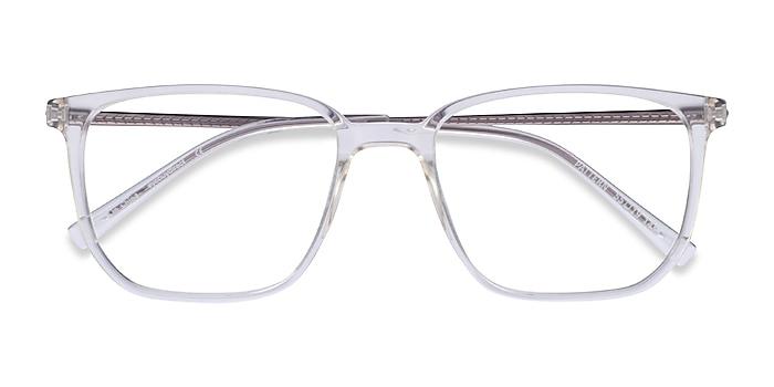 Clear Pattern -  Geek Acetate Eyeglasses