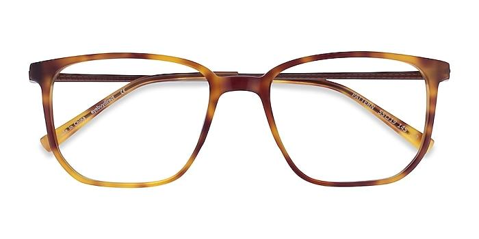 Tortoise Pattern -  Geek Acetate Eyeglasses