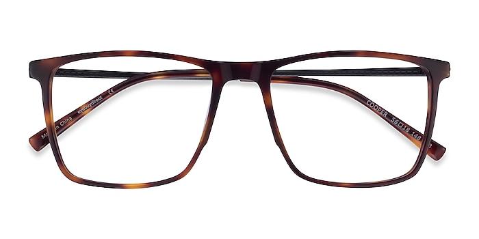 Tortoise Cooper -  Geek Acetate Eyeglasses