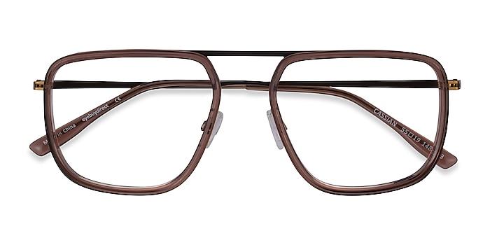 Brown Bronze Cassian -  Acétate Lunettes de vue
