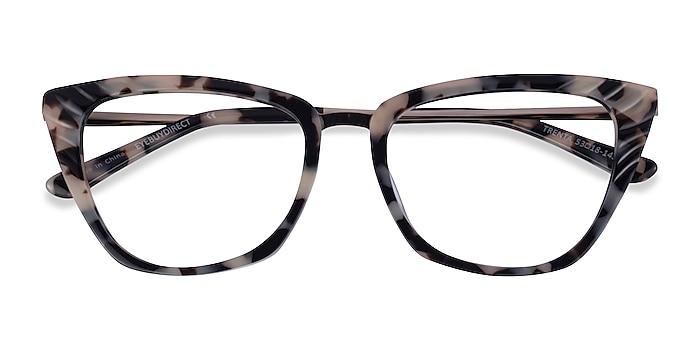Ivory Tortoise Gold Trenta -  Fashion Acetate Eyeglasses
