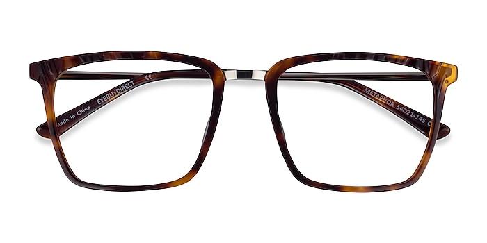 Tortoise Metaphor -  Acetate Eyeglasses
