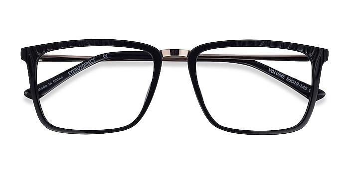 Black Gold Volume -  Classic Acetate Eyeglasses