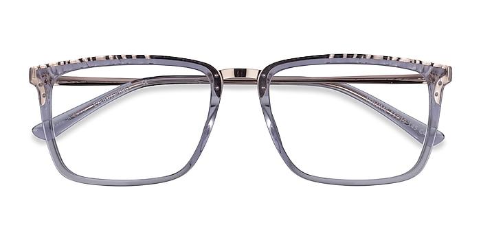 Clear Volume -  Classic Acetate Eyeglasses