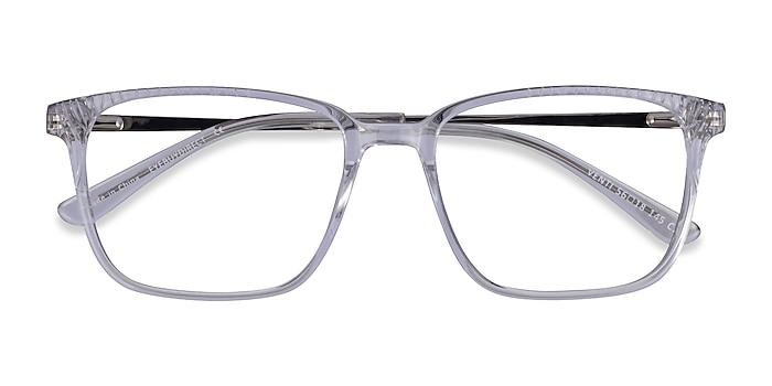 Clear Venti -  Classic Acetate Eyeglasses