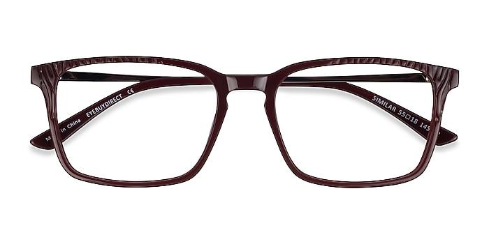 Brown Similar -  Classic Acetate Eyeglasses