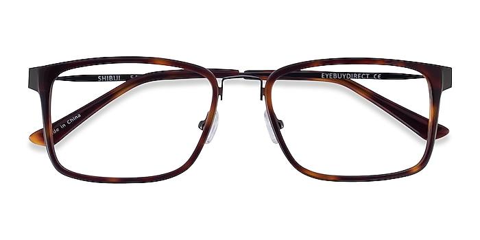 Tortoise Shibui -  Acetate Eyeglasses
