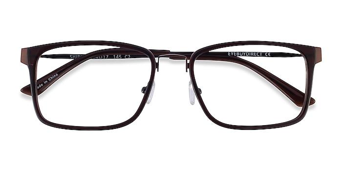 Coffee Shibui -  Acetate Eyeglasses