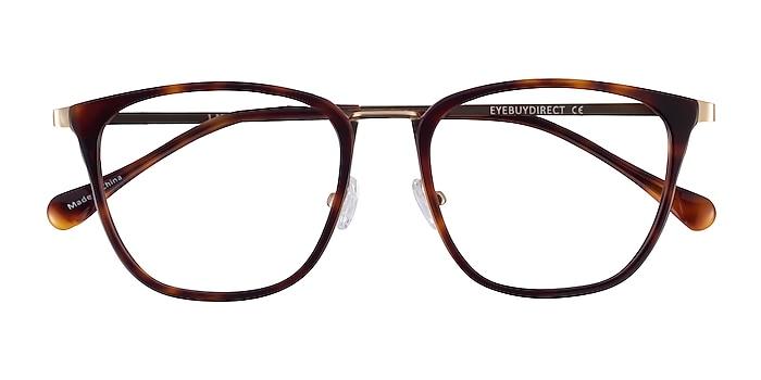 Tortoise Gold Utamaro -  Acetate Eyeglasses