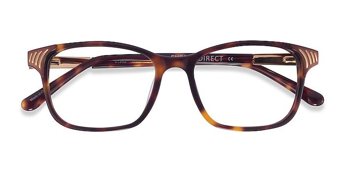 Tortoise Visio -  Acetate Eyeglasses