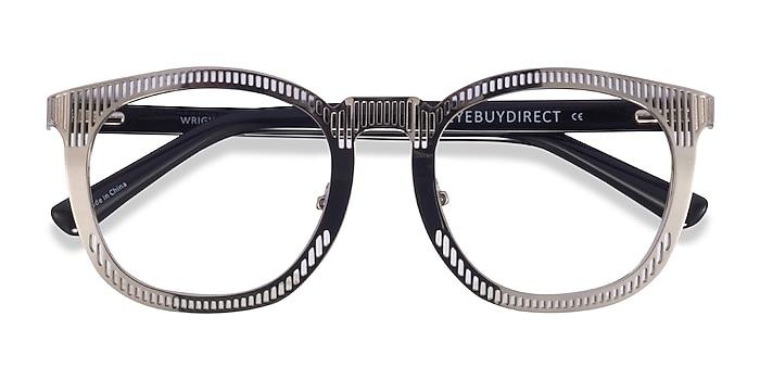 Silver Wright -  Acetate Eyeglasses