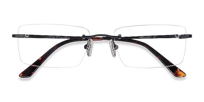 Black Enterprise -  Lightweight Metal Eyeglasses
