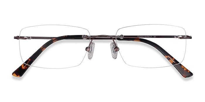 Coffee Forge -  Lightweight Metal Eyeglasses