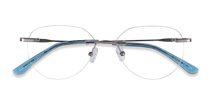 Silver Feel -  Lightweight Metal Eyeglasses