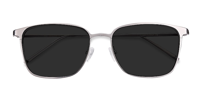 Gunmetal Jolt -  Metal Sunglasses