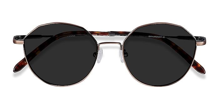 Bronze Village -  Metal Sunglasses