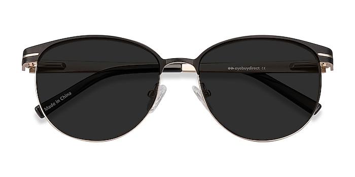 Black Maui -  Metal Sunglasses