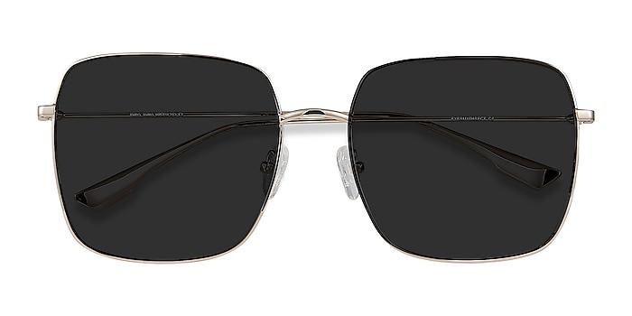 Golden Bora Bora -  Vintage Metal Sunglasses