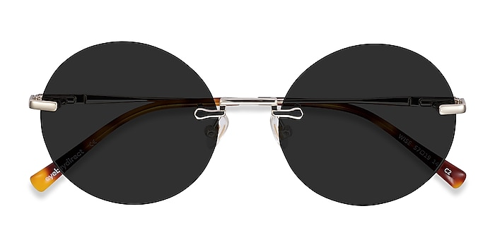 Gold Wise -  Metal Sunglasses