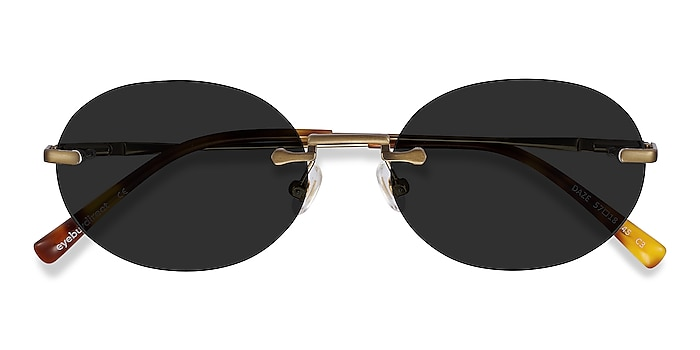 Bronze Daze -  Metal Sunglasses