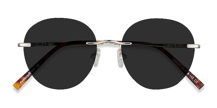 Silver Coast -  Metal Sunglasses