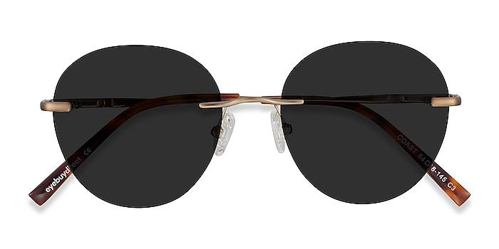 Bronze Coast -  Metal Sunglasses