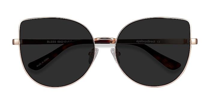 Gold Bless -  Metal Sunglasses