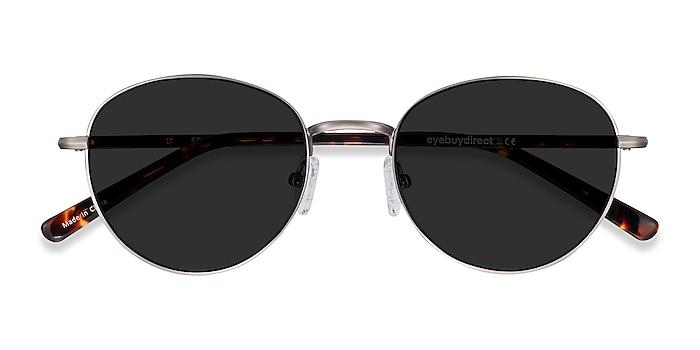 Gunmetal Span -  Acetate, Metal Sunglasses