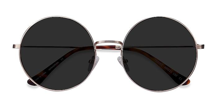 Gold Teavee -  Metal Sunglasses