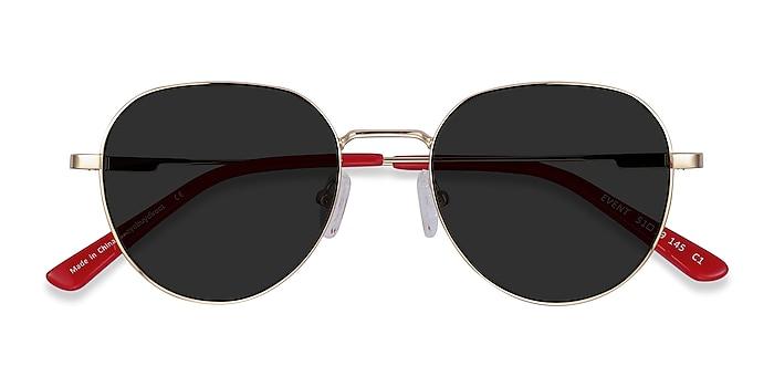 Gold Event -  Metal Sunglasses