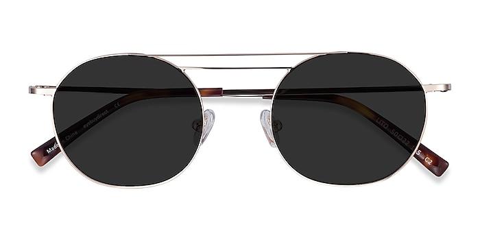 Gold Lito -  Metal Sunglasses