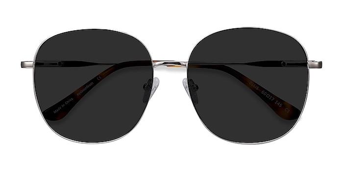 Silver Ellis -  Metal Sunglasses