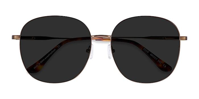 Bronze Ellis -  Metal Sunglasses