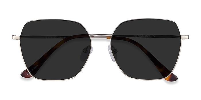Silver Ginza -  Metal Sunglasses