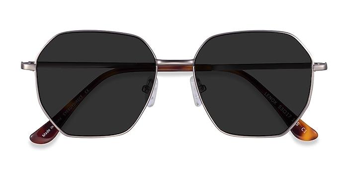 Gunmetal Lenox -  Metal Sunglasses
