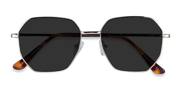 Silver Lenox -  Metal Sunglasses