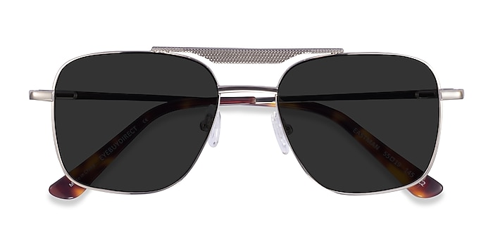 Silver Eastman -  Metal Sunglasses