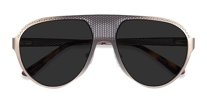 Silver Radar -  Metal Sunglasses