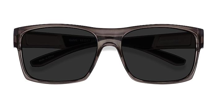 Brown Game -  Plastic Sunglasses