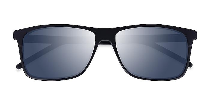 Navy Catch -  Acetate Sunglasses