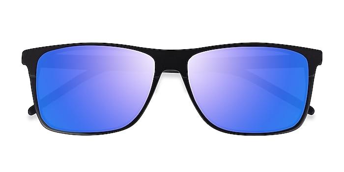 Black Catch -  Acetate Sunglasses